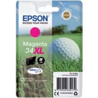 Epson 34XL Original Ink Cartridge C13T34734010 Magenta