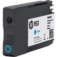 HP 953 Original Ink Cartridge F6U12AE Cyan