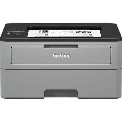 Brother HLL2350DW Mono Laser Printer A4