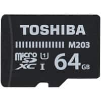 Toshiba Micro SDXC Flash Memory Card M203 64 GB