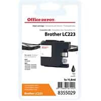 Office Depot Compatible Brother LC223BK Ink Cartridge Black