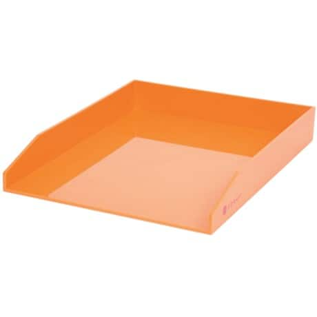 Foray Generation Letter Tray plastic Orange 25.1 x 31.3 x 4.5 cm