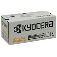 Kyocera TK-5240Y Original Toner Cartridge Yellow
