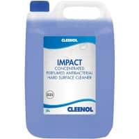 Cleenol Hard Surface Cleaner Impact Perfumed 5 L