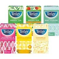 Tetley Mixed Tea Bags Pack of 150