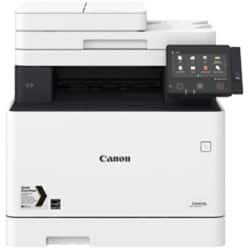 Canon i-sensys MF734CDW colour laser all-in-one printer