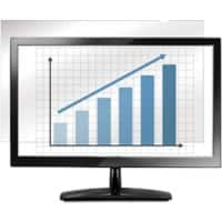 Fellowes Widescreen Monitors Blackout Privacy Filter 16:9 27 inch