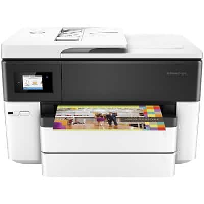 HP OfficeJet Pro 7740 Wide Format All-in-One A3 Colour Inkjet Printer