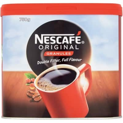 Nescafé Instant Coffee Original 750 g Tin