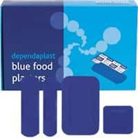 Reliance Medical Plasters Dependapast Pack of 100