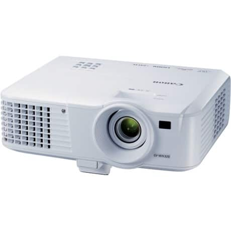 Canon Data Projector LV-WX320