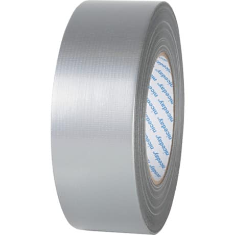 Niceday Duct Tape 35MESH 48 mm x 50 m Silver 6 rolls