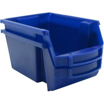 Viso Storage Bin SPACY3B Blue 15 x 23.5 x 12.6 cm