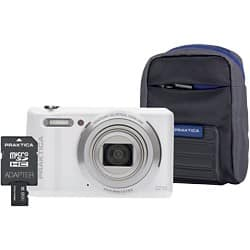 Praktica Camera Kit Z212-W 20 megapixel