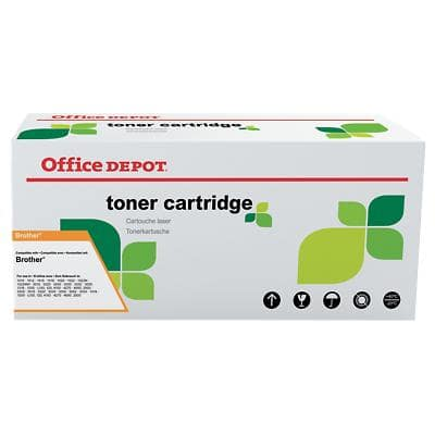 Office Depot Compatible Brother TN-326B Toner Cartridge Black