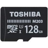 Toshiba Micro SDXC Flash Memory Card M203 128 GB