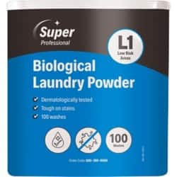 Super Professional Products Washing Powder Biological perfumed