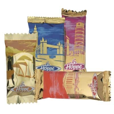 HOPPE Biscuits Continental Favourites 150 Pieces