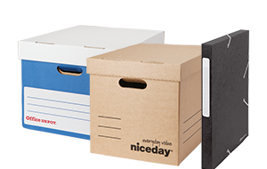 Office Supplies - Archive Boxes