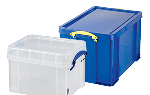 Office Supplies - Plastic Storage