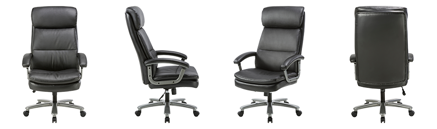 Realspace Executive Office Chair Zeus Basic Tilt
