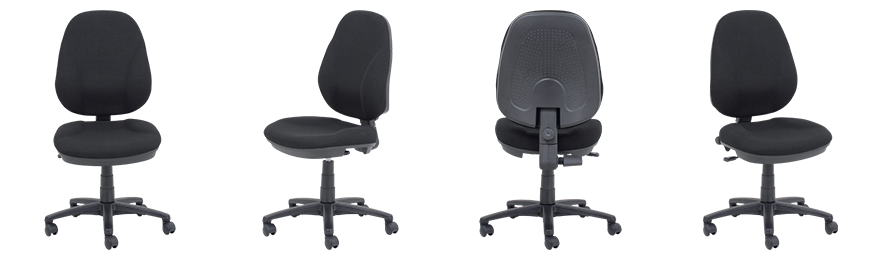 Realspace Office Chair Jura Permanent Contact