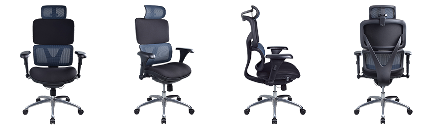 WorkPro Ergonomic Chair Nimbus