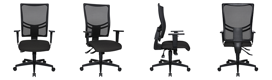 WorkPro Office Chair Sydney Synchro Tilt