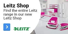 Find the entire Leitz range in our new Leitz Shop