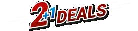 2+1 Deals